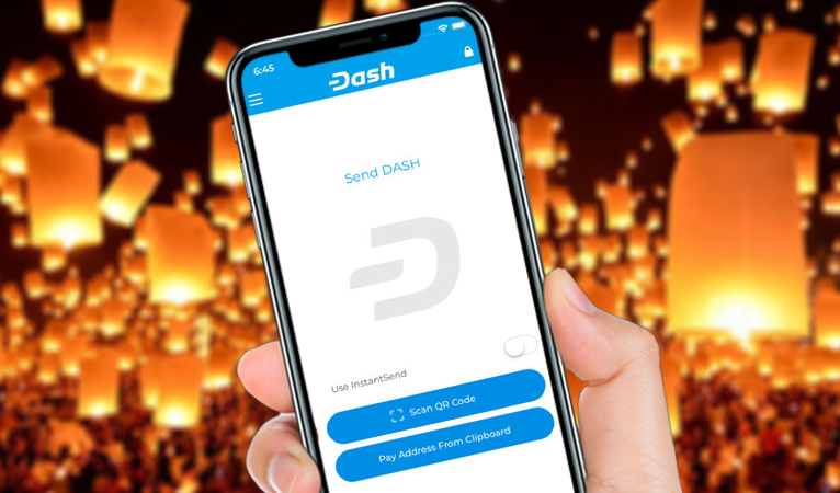Mobile Topup and Co-Working/Co-Living Services Integrate Dash in Thailand