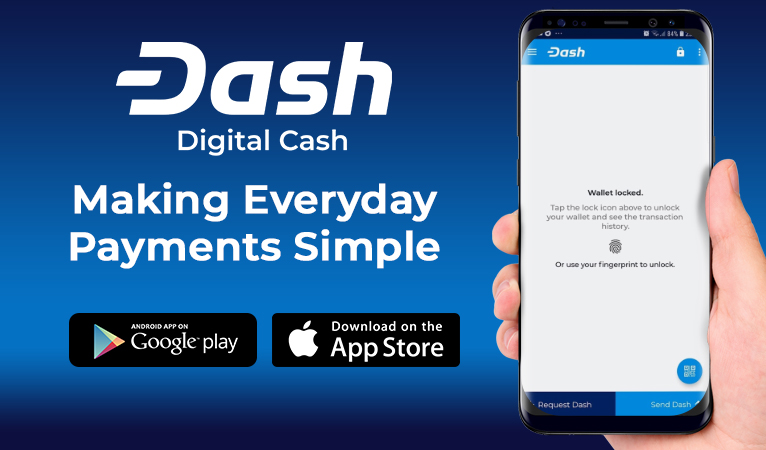 Major Dash Wallet Upgrade for Android and iOS Prepares Users for v0.13