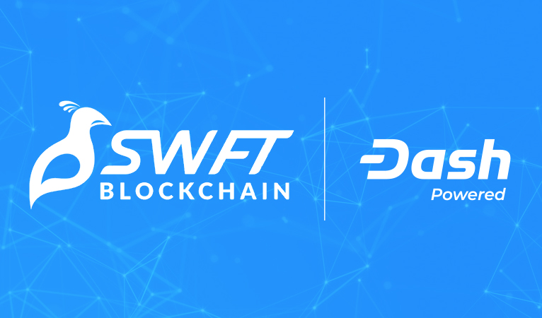 SWFT Blockchain Integrates Dash, Increases Liquidity