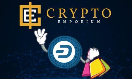Krypto-Shop Crypto Emporium integriert Dash