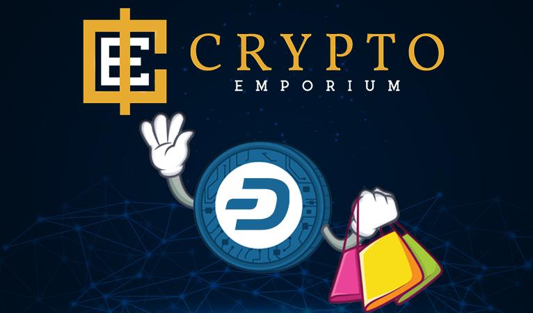 Le détaillant Crypto Emporium intègre Dash