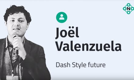 Newconomy.media Interview with Joël Valenzuela on Dash's Future