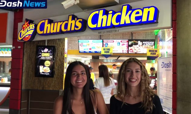 Church's Chicken Venezuela Offers Special Promotion for Paying With Dash