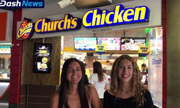 Church's Chicken предлагает специальные условия для покупок за Dash