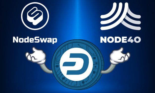 NodeSwap and NODE40 Enter Strategic Alliance to Enhance Dash Equability