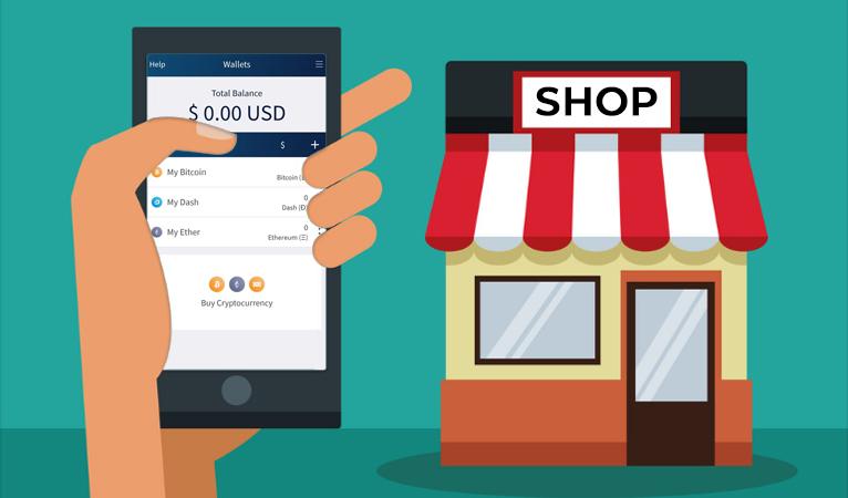 Drei Gründe, warum man Kryptowährungen gegenüber kleinen und lokalen Händlern bewerben sollte