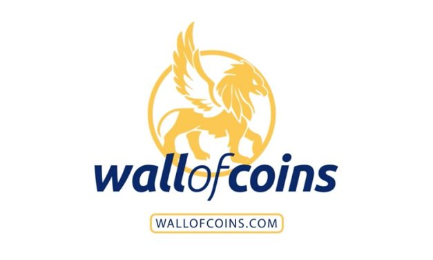 Wall of Coins Expands Cryptocurrency Market Reach