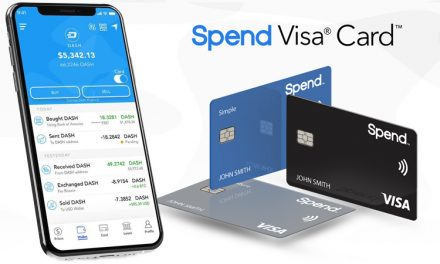 Dash Usability Expands with Integration into Spend App and VISA Card
