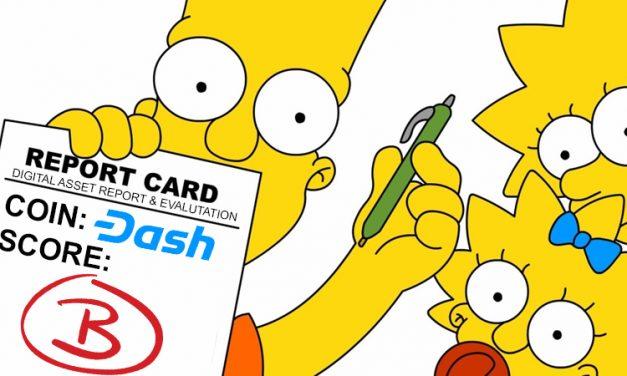 Crypto Briefing Modifies DARE Report, Upgrades Dash's Grade