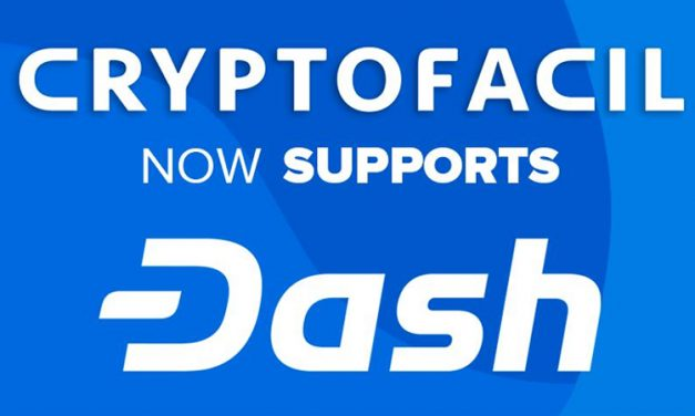 Cryptofacil Exchange Adds Dash Trading Pairs