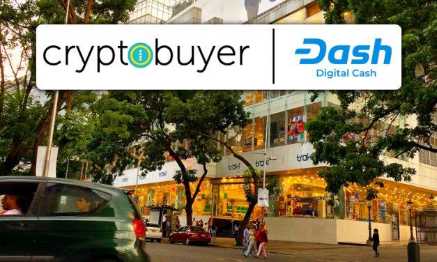 Cryptobuyer ATMs Offers Zero-Fee Dash, Partners With Dash-Accepting Venezuelan Chain Traki