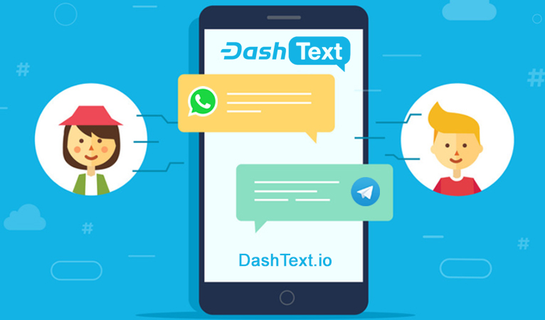 DashText startet Telegram- und WhatsApp-Beta