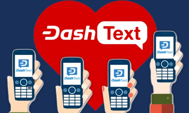 Dash Text Debuts Charity Program, First Truly Distributed Charity System?