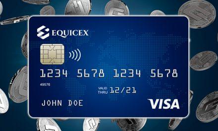 Equicex Integra a Dash em Cartões de Crédito e Casas de Câmbio, Expandindo Opções de Consumo e Liquidez