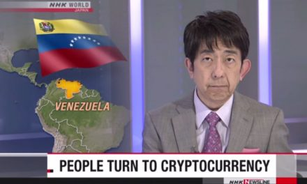 Japan's NHK News Covers Dash As Venezuela Gains More Global Coverage