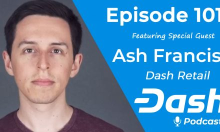 Dash Podcast 101 – Feat. Ash Francis from Dash Retail