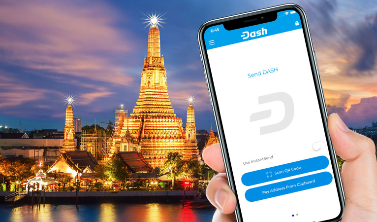 Dash Embassy Thailand Continues to Advance Dash with Significant Transaction Numbers