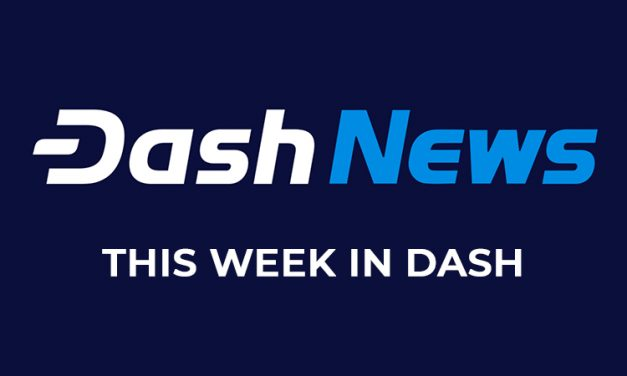 This Week in Dash: April 15th – April 20th