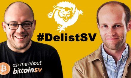 Ryan X. Charles und Kurt Wuckert Jr. über #DelistSV und die Implikationen dieses Delistings