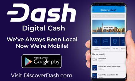 Discover Dash и Really Bad Apps запускают новое мобильное приложение
