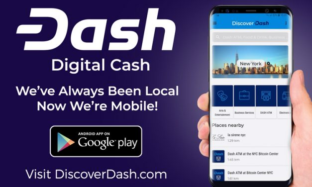 Discover Dash et les Really Bad Apps lancent l'appli mobile Global Dash Merchant