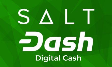 SALT Lending integriert Dash und Dash Masternodes