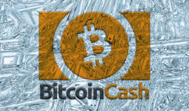Bitcoin Cash friert nach Update für über eine Stunde ein