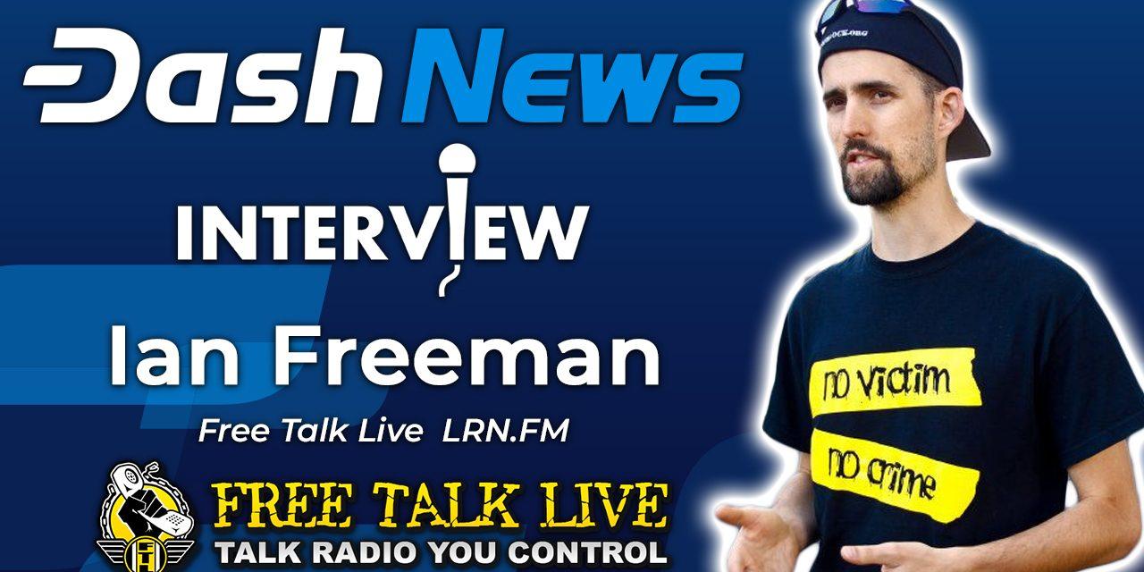 Ian Freeman über Bitcoin Cash in Japan vs. Dash in New Hampshire