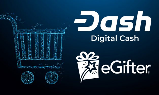 Dash Launches Gift Card Marketplace With Dash-Back in eGifter and Anypay Partnership