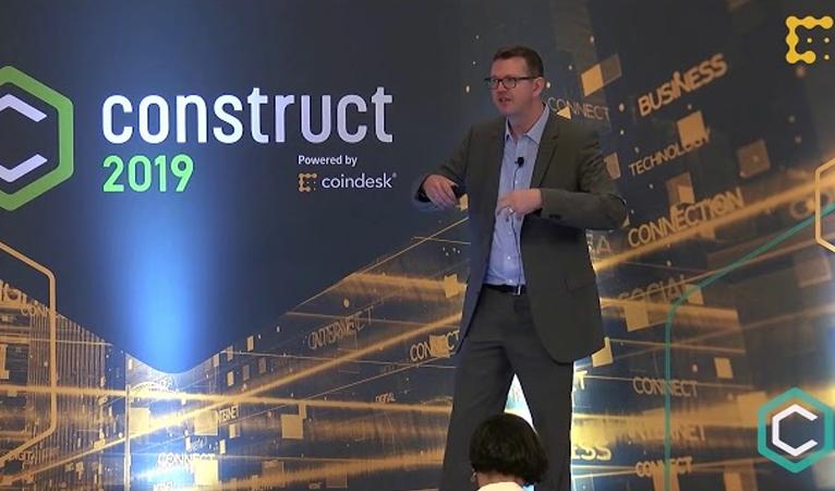 Dash Präsentation bei der Consensus 2019 Konferenz