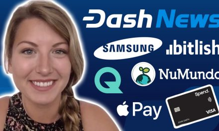 Dash News – Samsung Accept Dash via Cryptobuyer, Spend Dash on Apple Pay via Spend Card & More!
