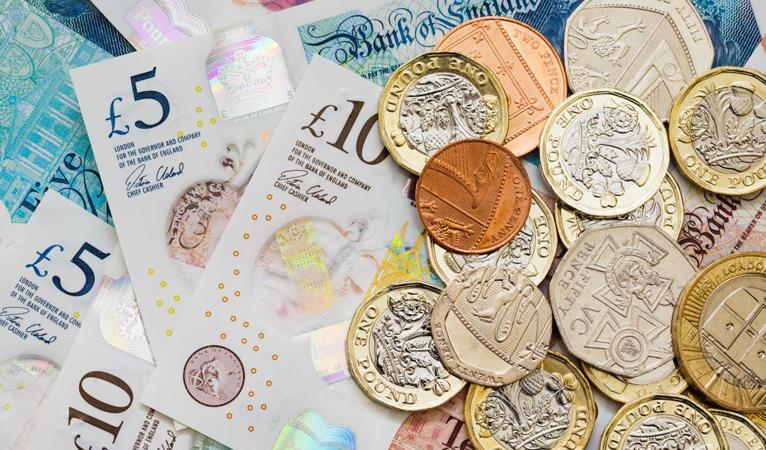 Über eine Millionen Briten haben kein Bankkonto