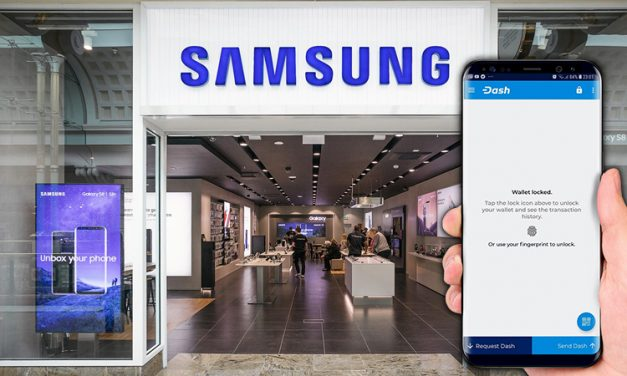 Samsung Experience Stores in Panama and Venezuela Integrate Dash via Cryptobuyer