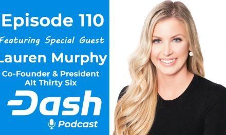 Dash Podcast 110 feat. Lauren Murphy Co-Founder & President at Alt Thirty Six