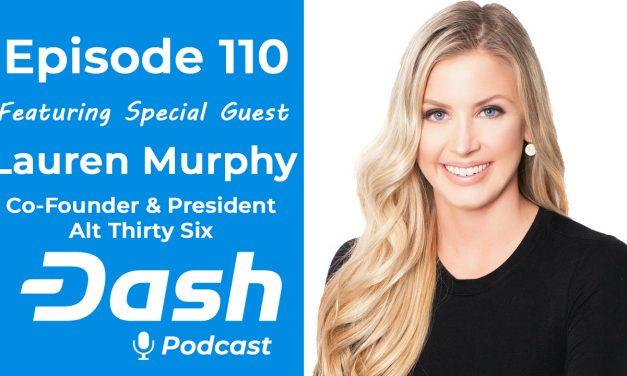 Dash Podcast 110 feat. Lauren Murphy Co-Founder & President von Alt Thirty Six