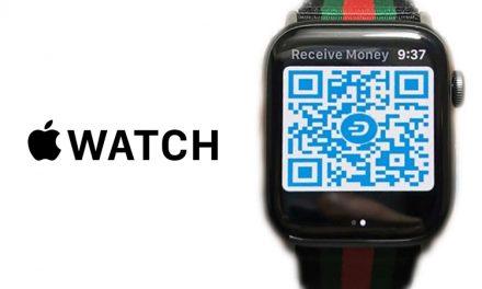 Интеграция кошелька Dash Wallet на Apple Watch