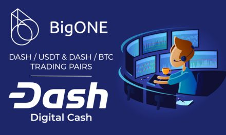 Asia-Based Exchange BigONE Adds Dash Trading Pairs