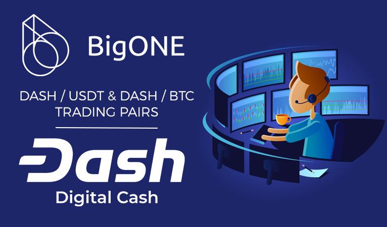 Die asiatische Kryptobörse integriert Dash