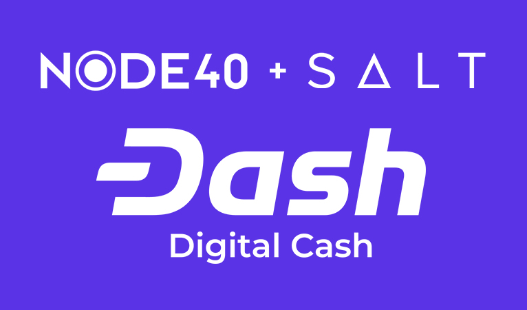 SALT Expands Dash Lending With NODE40 Partnership After Becoming Second Most Popular Collateral Option