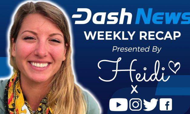 Dash News – Crypto.com, Aircoins, Dash Text, Telegram, CoinFlip, VegaWallet & Mehr!
