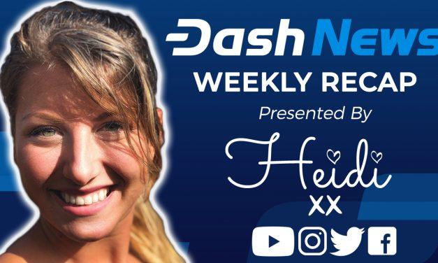 Dash News – Apple Watch Dash Wallet, Salamantex Update, Dash ChainLocks, 2gether Debit Card & Mehr!
