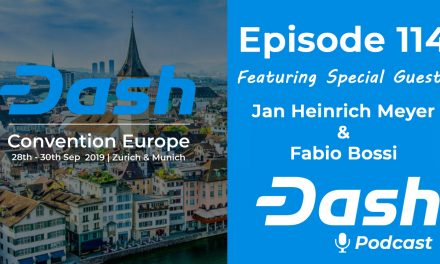 Dash Podcast 114 – Jan & Fabio Announce Dash Convention Europe & Dashtoberfest!