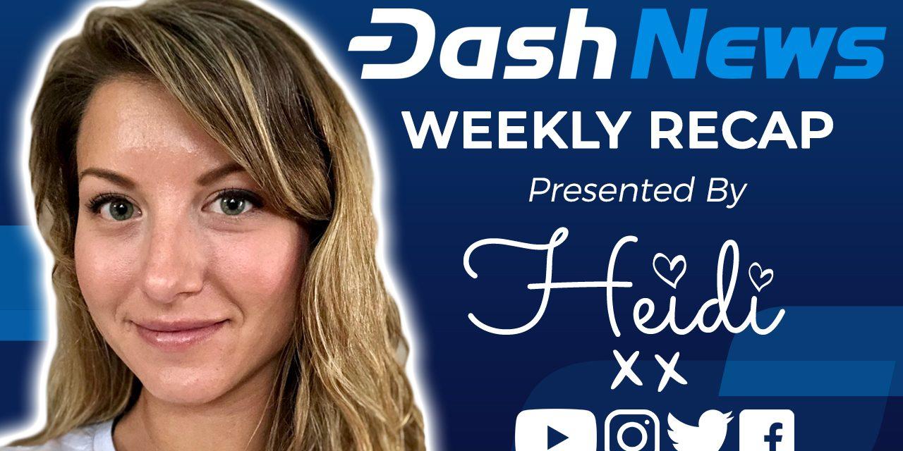 Dash News – Travala 5% Dash-Back, 250+ iQCashNow ATMs, Venezuela Auslansüberweisungen, Dash Hashrate & Mehr!