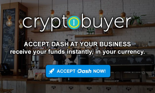 CEO do Cryptobuyer Planeja Soluções para Adoção em Massa do Dash com Taxa Zero para Comerciantes