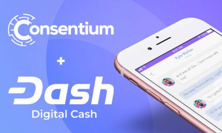 Dash Thailand Partners with Consentium the Crypto Wallet, Chat and Community App
