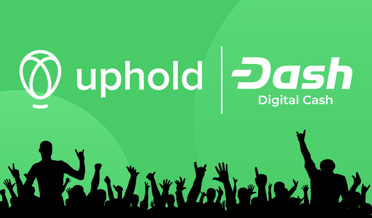 Uphold Removes Withdrawal Fee for Dash, Enabling Savings and Remittance Use Cases