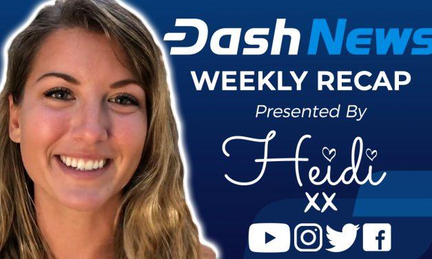 Dash News – Dash Investment Foundation, Brave Browser, CrowdNode, Blox, SEC, SALT Lending & Mehr!