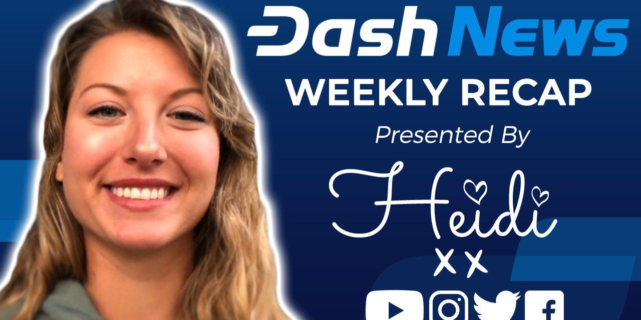 Dash News Rückschau – Dash Core Q2 2019, SwapSpace, Bitoffer, Cubobit, Bitnovo, Cobo Wallet & Mehr!