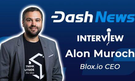 Alon Muroch von Blox.io über Bitcoin-Buchhaltung, Krypto-Steuern & Dash-Benutzernamen