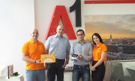 Österreichischer Telefongigant A1 Telekom integriert Dash dank Partnerschaft mit Salamantex
